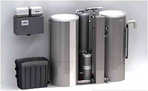 Grey-WaterTreatment System for Toilet Flushing