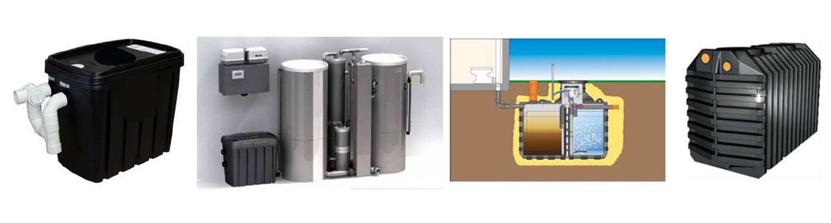 Grey Water and Wastewater Treatment
