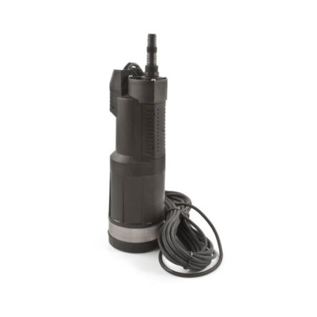 900w Vertical Submersible Pump & Installation Kit PU095D01